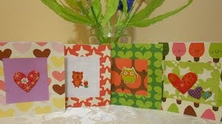 How to Make an Easy & Simple Cute Card for kids-Kindergartens-Teens