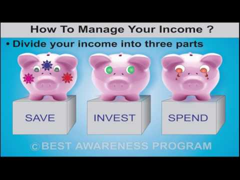 Money management: Manage money from business Part 5 of 2nd term