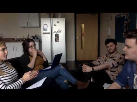 Film and its Audiences Podcast - YSJ Sam, Sophie, Morgan, James