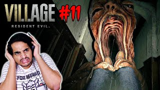 a BABY MONSTER FOUND ME !! : RESIDENT EVIL 8 | PART 11 | Malayalam