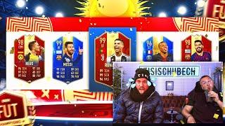 FIFA 19: BEST OF TOTS ELITE REWARDS ÖFFNEN !!