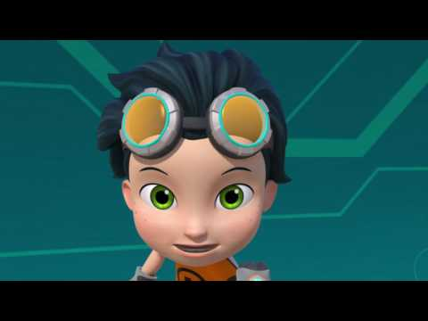Rusty Rivets  Rustys Rex Rescue