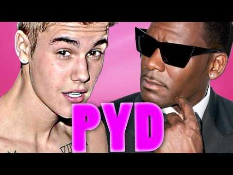 Justin Bieber - PYD feat. R.Kelly (+LYRICS)