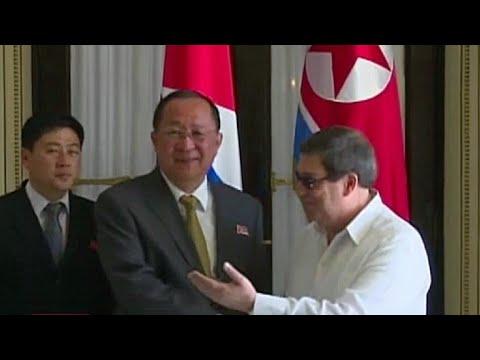 Cuba apoia Coreia do Norte e aposta em diálogo