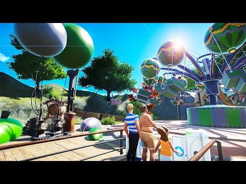 Balloon Factory :: Planet Coaster