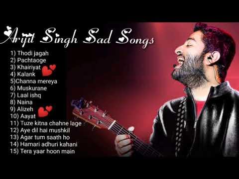Arijit Singh Sad Songs 💔  Jukebox