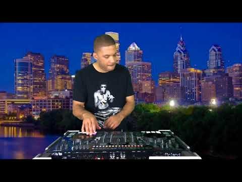 "Scratching ""Old School"" Breakbeats On The DJ-808"