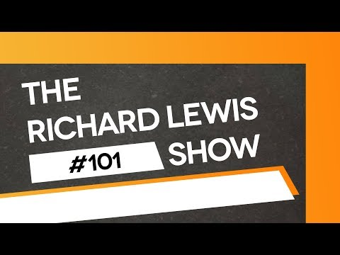 The Richard Lewis  101: The Explosion Broke Him In Half