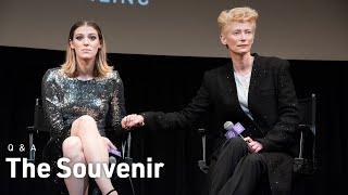 Joanna Hogg, Honor Swinton Byrne & Tilda Swinton on The Souvenir