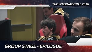 Group stage - Epilogue @ The International 2016