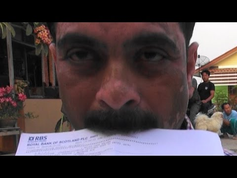 Indian Bank Scammer caught red-handed