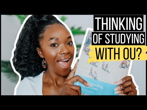 Open University 101: Beginners guide to studying with open university