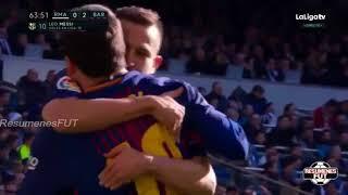 #ElClasico: Highlights: Real Madrid 0-3 F. C. Barcelona (Alejandro Romero / Onda Cero)