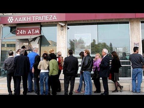 Cyprus Should Let the Banks Go Bankrupt