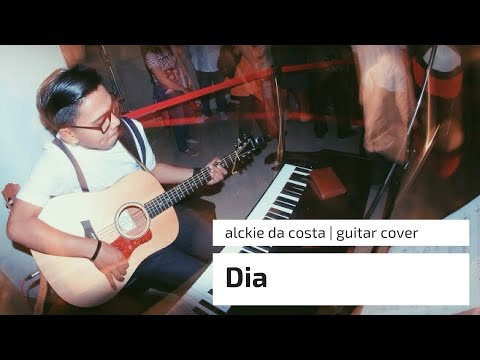 Dia - Maliq & D'essentials Guitar Cover