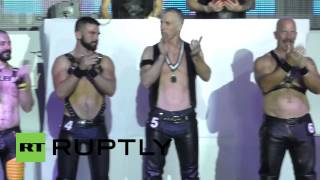 USA: Mr. Leather 2015 crowned after kinky four-hour show in LA