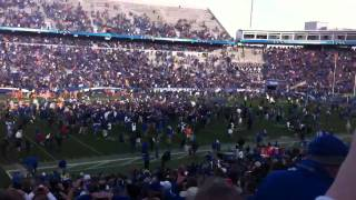 Kentucky Beats Tennessee NCAA Football (2011)