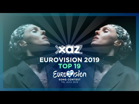 Eurovision 2019: Top 19 - NEW 🇨🇾