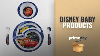 Save Big On Disney Baby Products | Prime Day 2018: The First Years Disney/Pixar Cars 4-Piece Feeding