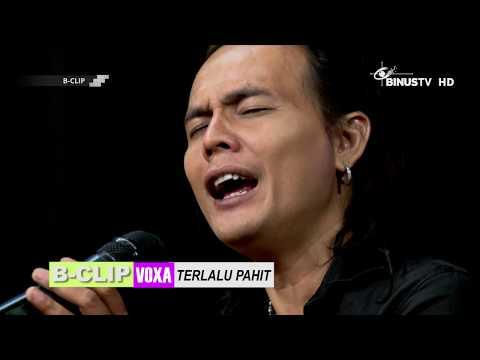 B-CLIP #845 VOXA - Terlalu Pahit (Slank cover)