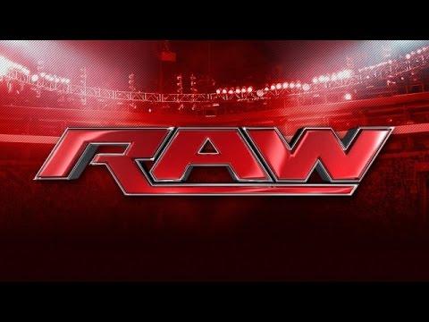 WWE Monday Night RAW 11.05.2015