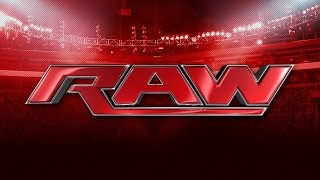 WWE Monday Night RAW 11.05.2015