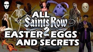 Saints Row 2 All Easter Eggs And Secrets HD