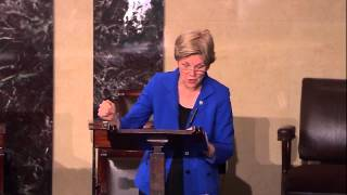 Senator Warren on the Trans-Pacific Partnership Trade Agreement