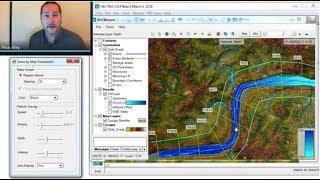 HEC-RAS Basis Deel 1 van 7: het Creëren van een 1D-geometrie-bestand in RAS Mapper