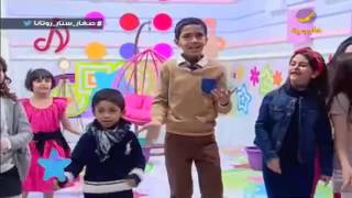 استنع إلى أنشودة (الخال) لأطفال صغار ستار روتانا