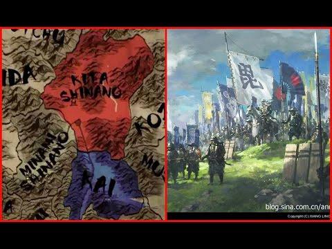 History of Takeda Shingen, Conquest of Shinano & Uesugi Rivalry (Part 2)