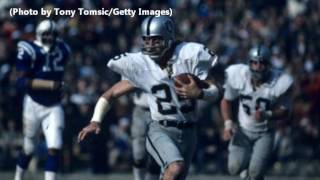 Fred Biletnikoff Discusses Playing with Ken Stabler