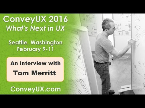 A ConveyUX Interview with Tom Merritt