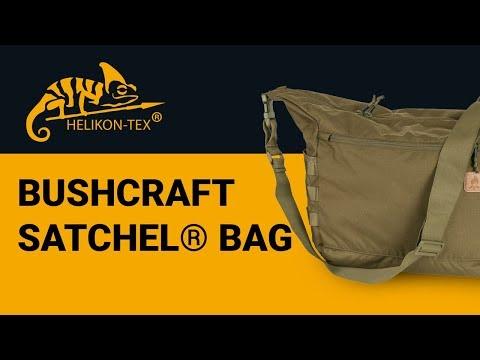 0124a2d4b0517 BUSHCRAFT SATCHEL Bag® - Cordura® - Helikon Tex