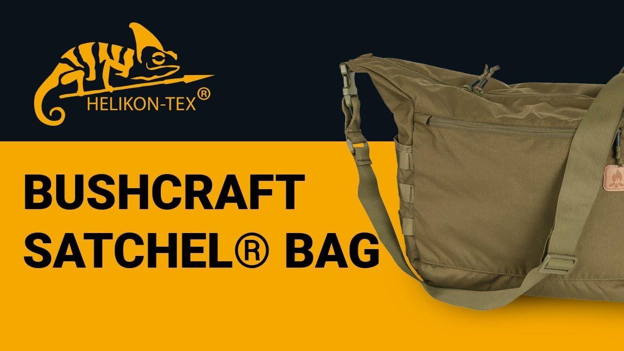 2cd2b4804f215 BUSHCRAFT SATCHEL Bag® - Cordura® - Helikon Tex