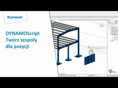 DYNAMOScript - Twórz zespoły dla pozycji