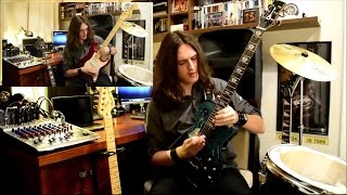 Marc Alexandru Tint - Scorpions - Rock You Like a Hurricane - Guitar Cover