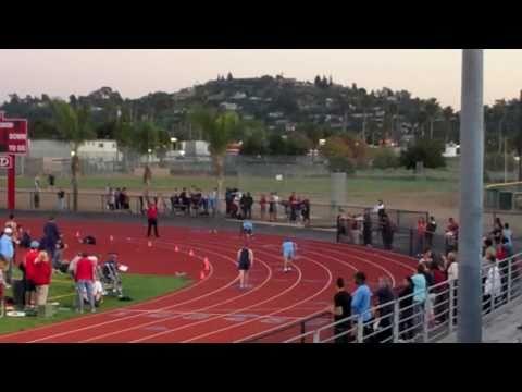 400m Sprint - Amazing Finish