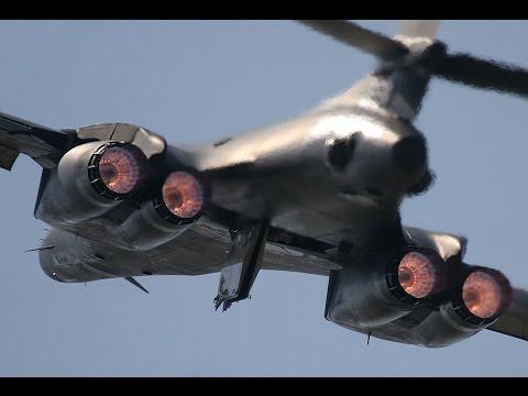 [US] B1 Lancer Bomber footage! (Loudest takeoff, cockpit...)