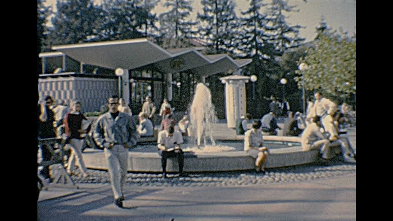 Archive Footage –  Berkeley 1964