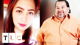 'Big Ed' Is Getting Ready To Meet His 23 Year Old Girlfriend | 90 Day Fiancé: Before The 90 Days