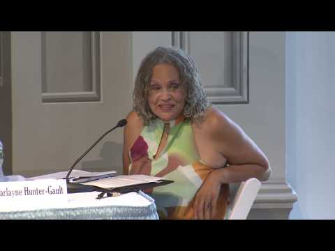 2018 Hutchins Forum: 'A Single Garment of Destiny - MLK's Dream in the Age of Trump' on YouTube
