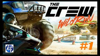 The Crew Wild Run PS4 gameplay - Part 1 -THE WILD EVENTS - (Full game)