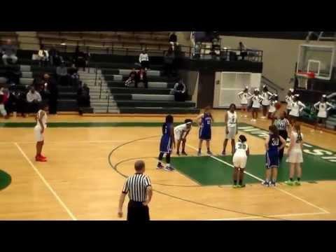White Station High School Girls Basketball vs. Harding Academy