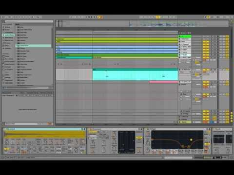 Start to Finish: Full Deep House Track Deconstruction in Ableton - Part 1: Drums