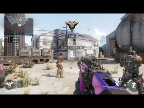 WRECKING ON SEARCH AND DESTROY  BO3