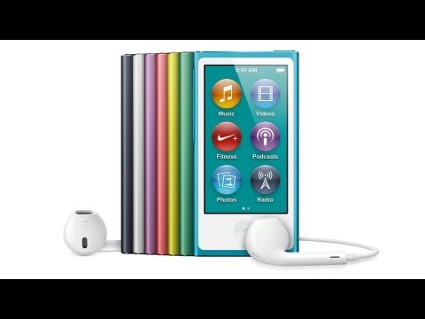 iPod Nano 7th Generation Full Overview