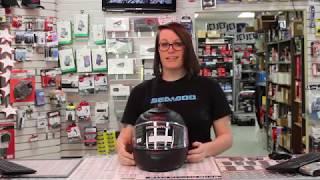 Sena Momentum Pro Bluetooth Camera Helmet