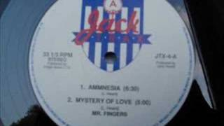 "Mr Fingers Ammnesia (Original 12"" mix)"