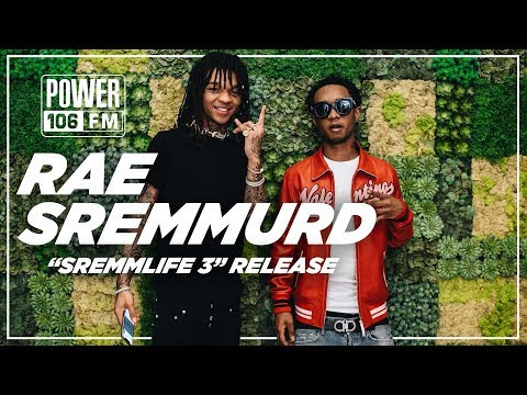 Rae Sremmurd- Sremmlife 3, Tour with Gambino, Working with Mike WiLL Made-It and more!